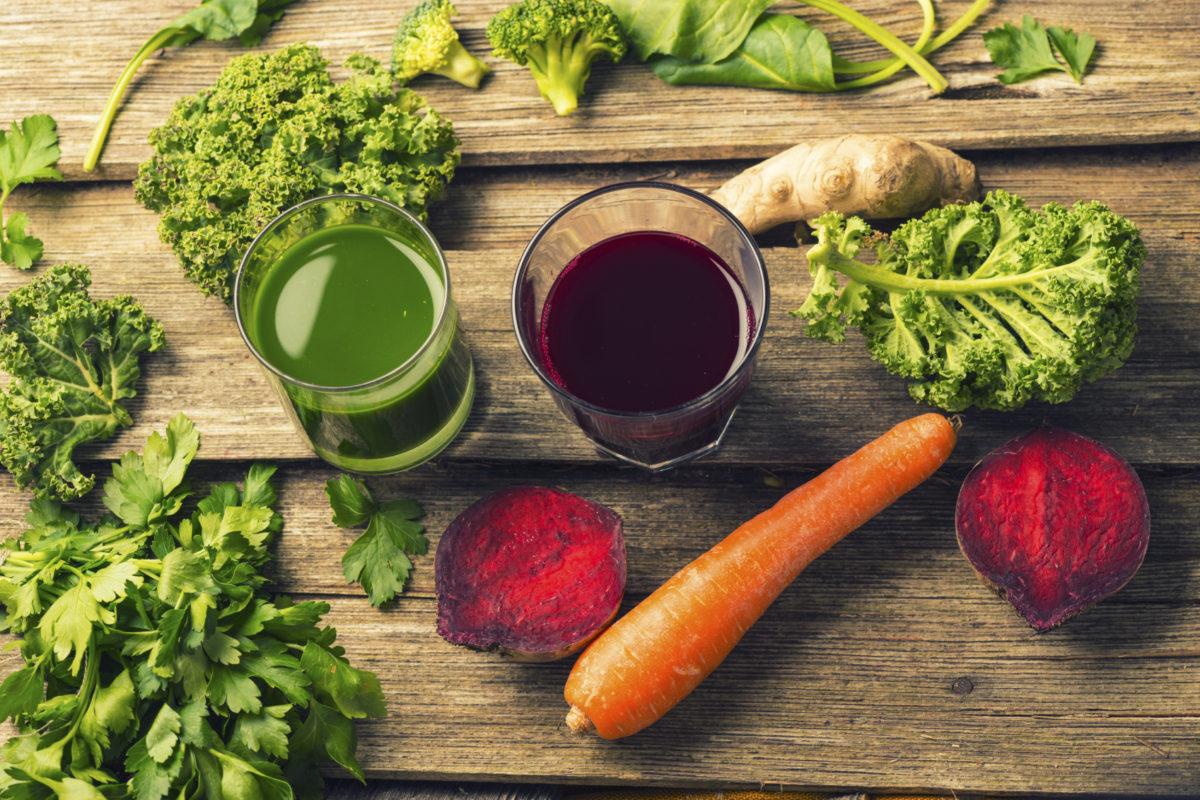 Immunity Root Juice