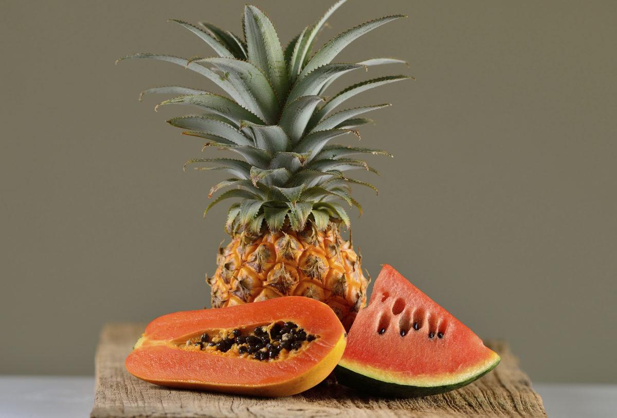 Anti-Inflammatory Fruit Salad