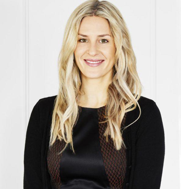 Yoga teacher Portia Selkirk
